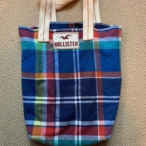Hollister Flannel Bag